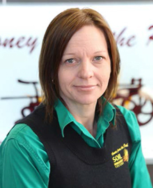 Jessica Nicholls, Customer Relations Officer, Soil Management Systems