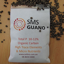Soil Management Systems, SMS GUANO