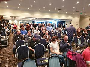 Victorian No-Till Farmers Association Conference.