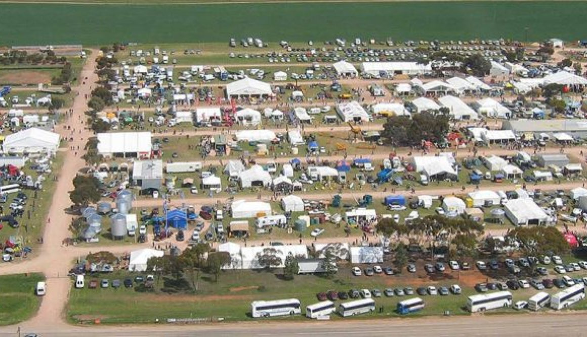 Field Days Site for Yorke Pensinula 2019