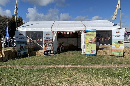 Seabird Guano Promotion at The YP Field Days