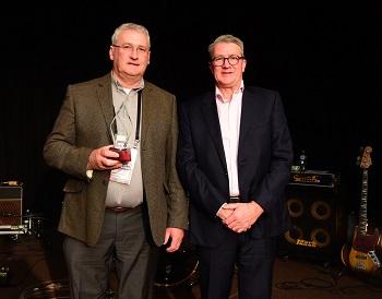 Brenton Byerlee, Award Winner